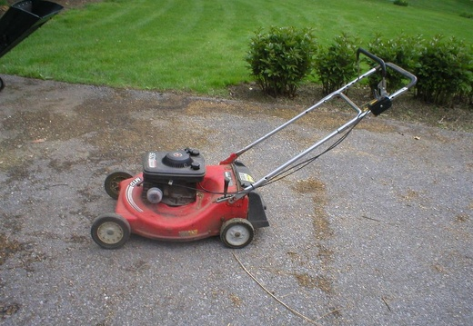 MTD Lawnmower