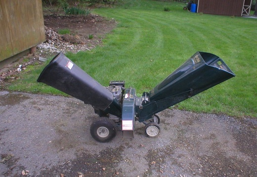 Craftsman 8.5HP Wood Chipper