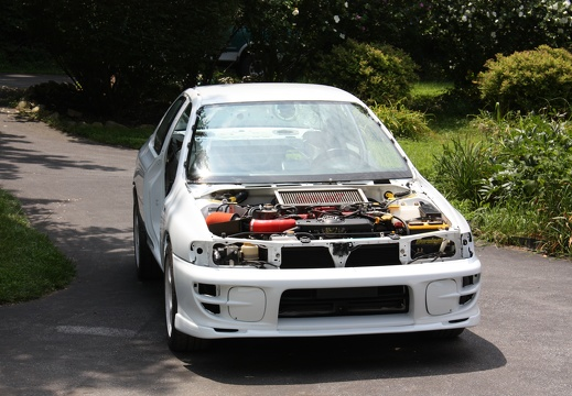Subaru Mods and Parts 2